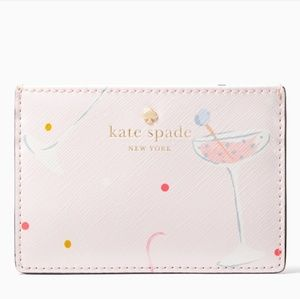 NWT Kate Spade card holder.